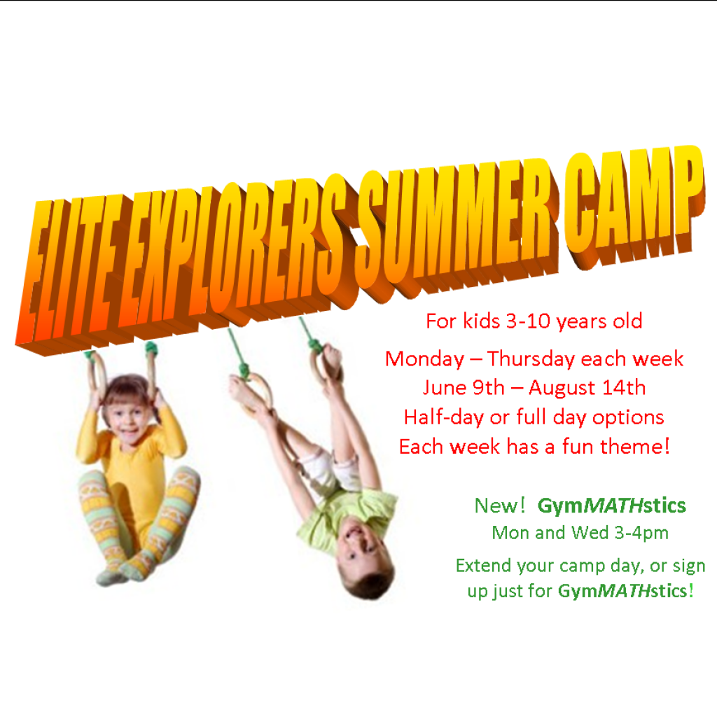 Elite Explorers Summer Camp